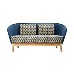 Aura Wood | Loungesofas | Inno