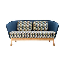 Aura Wood | Lounge sofas | Inno