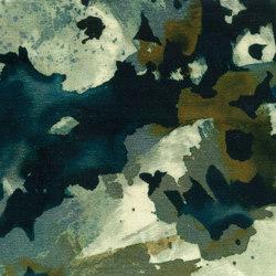 Monet - Alga/Inchiostro | Tejidos decorativos | Rubelli