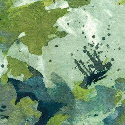 Monet - Ocra/Pavone | Tejidos | Rubelli