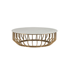Brass Low Table | Tables basses | Gotwob