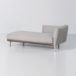 Boma right daybed | Méridiennes | KETTAL