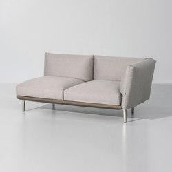 Boma right corner module | Sofas de jardin | KETTAL