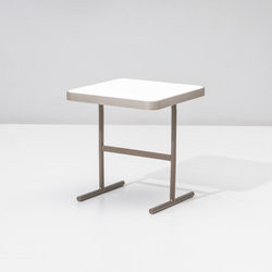 Boma side table 51,1 X 51,1 | Tables d'appoint de jardin | KETTAL
