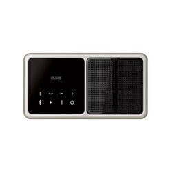 Bluetooth Connect|CD | Sound / Multimedia controls | JUNG