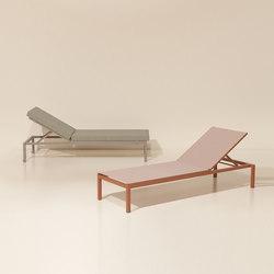 Landscape deckchair | Tumbonas | KETTAL