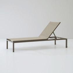 Landscape deckchair | Tumbonas de jardín | KETTAL