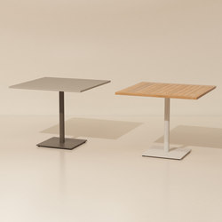 Net table aluminium | Dining tables | KETTAL