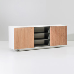 Objects sideboard teak | Credenze | KETTAL