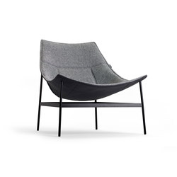 Montparnasse Easy Chair | Poltrone | OFFECCT