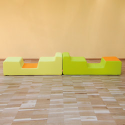 Giù&Su® | Play furniture | PLAY+
