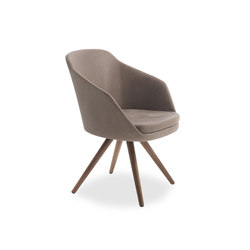 Arm Chair Wood | Visitors chairs / Side chairs | Riva 1920