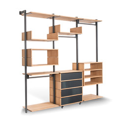 Open | Shelves | Riva 1920