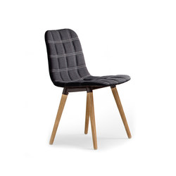 Bop Wood | Visitors chairs / Side chairs | OFFECCT