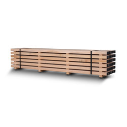 Woodpile | Bancs | Riva 1920