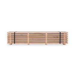 Woodpile | Benches | Riva 1920