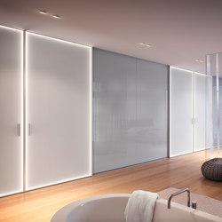 S 1200 LED sliding door system | Internal doors | raumplus