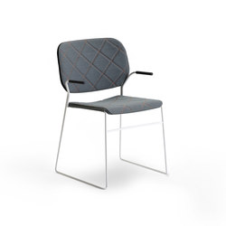 Lite | Visitors chairs / Side chairs | OFFECCT