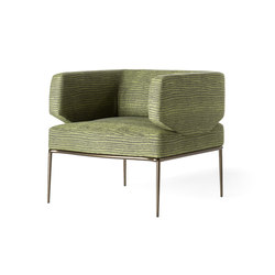Canevetta Armchair | Loungesessel | Rubelli