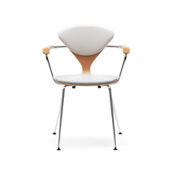 Cherner Metal Base Chair | Chairs | Cherner