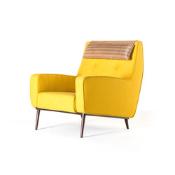 Colombina Armchair   Lounge chairs   Rubelli