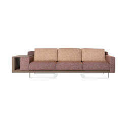 Corte Nova Sofa 3-Seat | Canapés d'attente | Rubelli