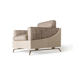 Corte Sconta Armchair | Lounge chairs | Rubelli