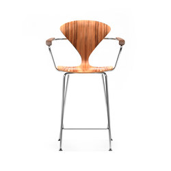 Cherner Metal Base Stool | Barhocker | Cherner