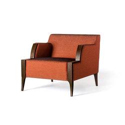 Pènola Armchair | Loungesessel | Rubelli