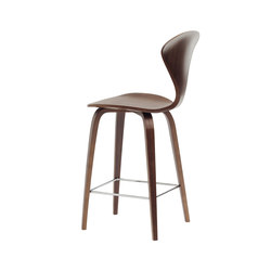 Cherner Wood Base Stool | Barhocker | Cherner