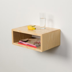 Private Space Nightstand | Mesillas de noche | ellenbergerdesign