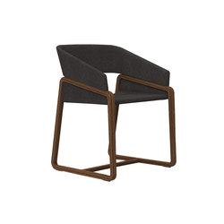 Chic | 153 | Visitors chairs / Side chairs | Tonon