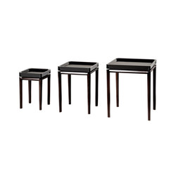 Sestiere Trio Nest Tables | Tables d'appoint | Rubelli