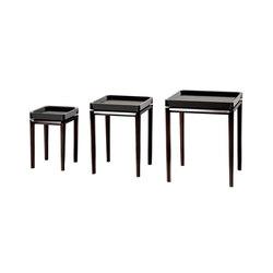 Sestiere Trio tavolini Bassi | Tavolini di servizio | Rubelli