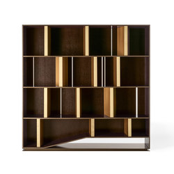 Stampàlia Bookcase High | Estantería | Rubelli