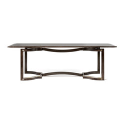 Tre Ponti Dining Table | Meeting room tables | Rubelli