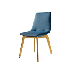 lui chair | Visitors chairs / Side chairs | TEAM 7