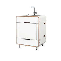 A la carte II sink module | Cocinas modulares | Stadtnomaden