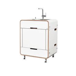 A la carte II sink module | Modular kitchens | Stadtnomaden