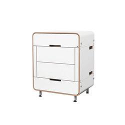 A la carte II storage module | Modular kitchens | Stadtnomaden
