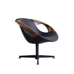 Up Lounge Wood | 917 27 | Loungesessel | Tonon