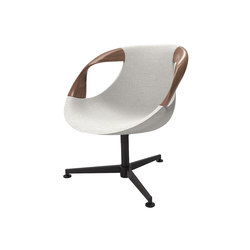 Up Lounge Wood | 917 27 | Fauteuils d'attente | Tonon