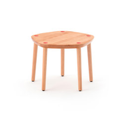 Five Stool Natural One Point | Ottomans | Meetee