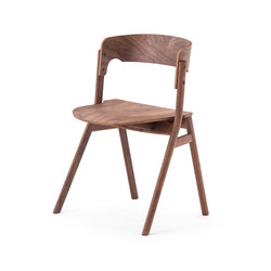 Sally Chair WN | Stühle | Meetee
