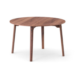 Sally Dining Table WN | Restauranttische | Meetee