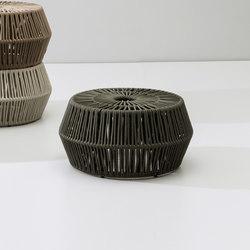 Zigzag pouf | Taburetes de jardín | KETTAL