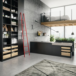 Urban | Shelving | SieMatic