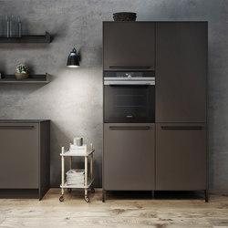 SieMatic SE 8008 LM | SE 4004 E | Armarios de cocina | SieMatic