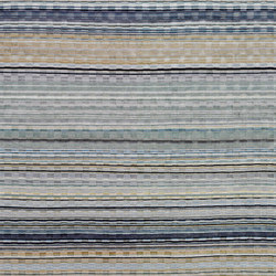 Stripes - Grauland Checker | Rugs | REUBER HENNING