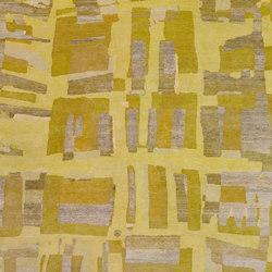 Rag Time - Honky Tonk II gold | Tapis / Tapis design | REUBER HENNING